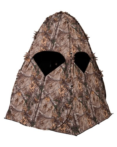 - Ameristep Outhouse Ground Hunting Blind, Realtree Xtra