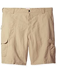 Wrangler mens big-tall Authentics Big & Tall Outdoor Nylon Cargo Short