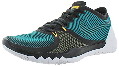 0ed8d9c4300f2 Galleon - Nike Mens Free Trainer 3.0 V4 Running Shoes (Radiant Emerald) Sz.  9.5