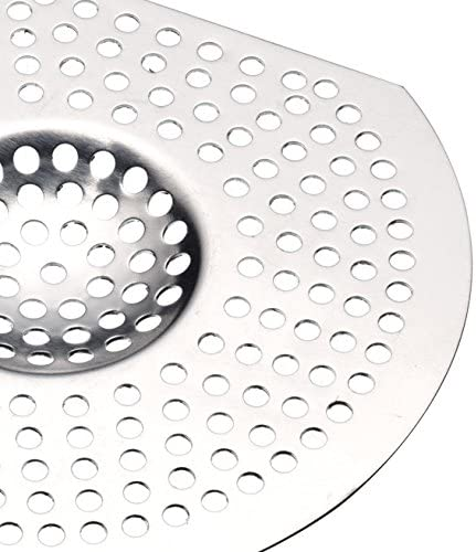 Kitchen Craft Aluminium Large Sink Strainer Kitchen Dining