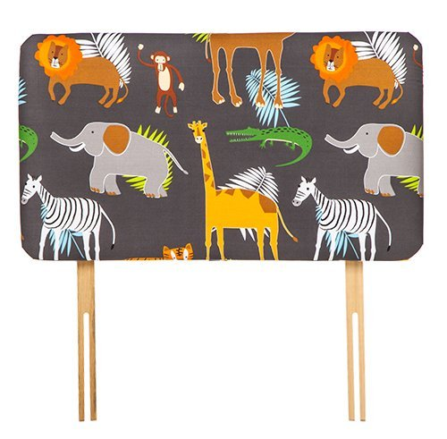 Ready Steady Bed Africa Design Children's 3ft Single Bed Headboard