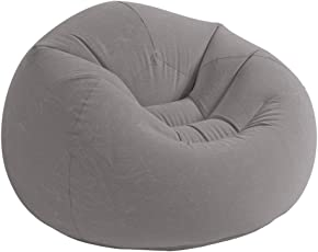 bean bag chairs for adults. Beanless Bag Inflatable Chair, 42\ Bean Chairs For Adults