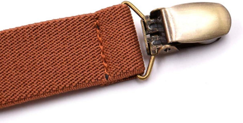 UMEE Bretelles Classique /élastiques Costume Gar/çon Fille Longueur R/églable Avec Bow Tie