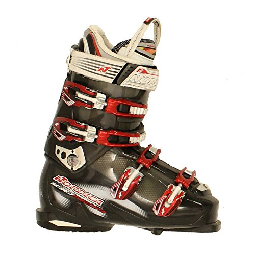 Used Nordica Speed Machine 110 Ski Boots Size Choices Sale - 26.5/Black ()