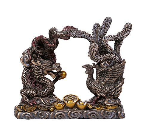 Feng Shui Dragon and Phoenix Celestial Perfect Couple MainImage