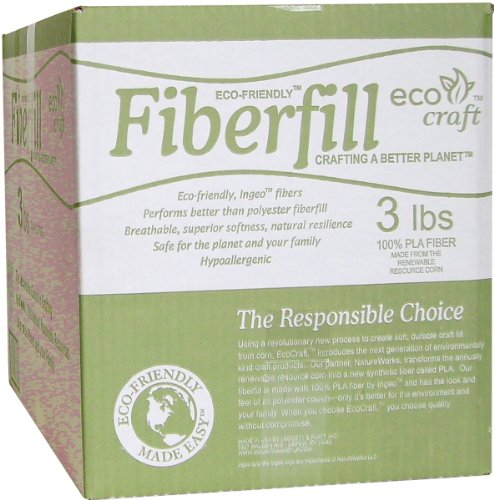 Mountain Mist Fiberfill, 3 Pounds ()