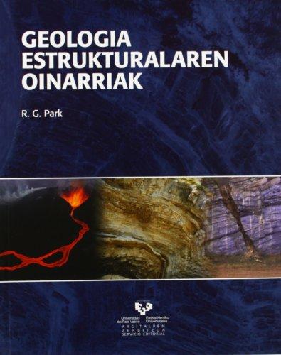 Descargar Libro Geologia Estrukturalaren Oinarriak R. Graham Park