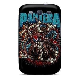 New Fashion Premium Tpu Cases Covers For Galaxy S3 - Pantera