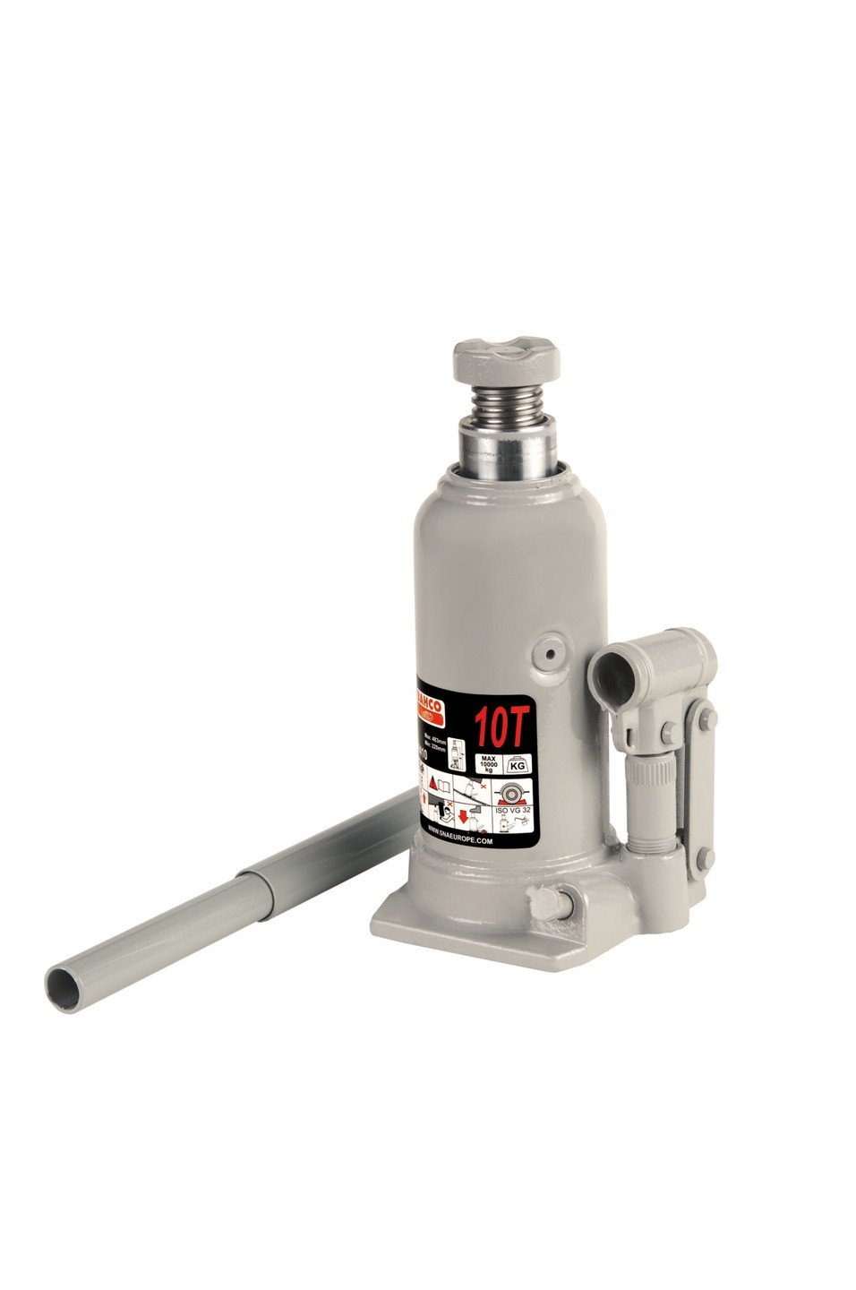Bahco BH420 20 Ton Welded Bottle Jack