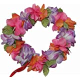 The Purple /Orange /Pink Hawaii Elastic Headband