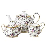 "Royal Albert 40017572 100 years Teapot, 8"", ENGLISH CHINTZ"