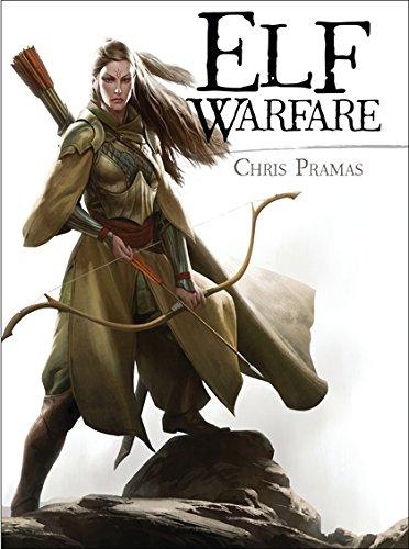 Elf Warfare (Open Book) (American Elf)