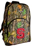 Broad Bay NC State Backpacks Official CAMO NC State Wolfpack Backpack
