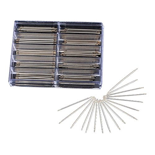 New 170 Pcs 28-37mm Assorted Sizes Watch Band Spring Bars Strap Link Pins Wactchmaker Tool Set