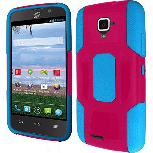 size 40 5a208 8e69d ZTE Rapido LTE Z932C Case / Straight Talk ZTE Z932L Rapido LTE ...