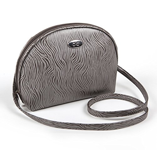 - Cool-It Caddy Bella Freeze & Go Insulated Cosmetic & Snack Bag for Golf, Tennis & Travel, Pewter