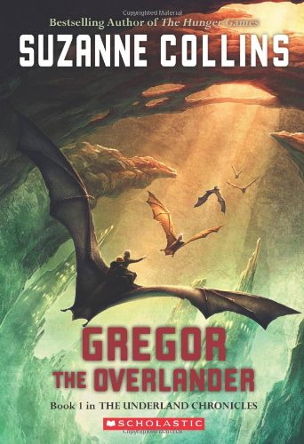 Book cover for Gregor the Overlander
