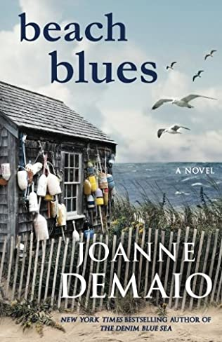 book cover of Beach Blues