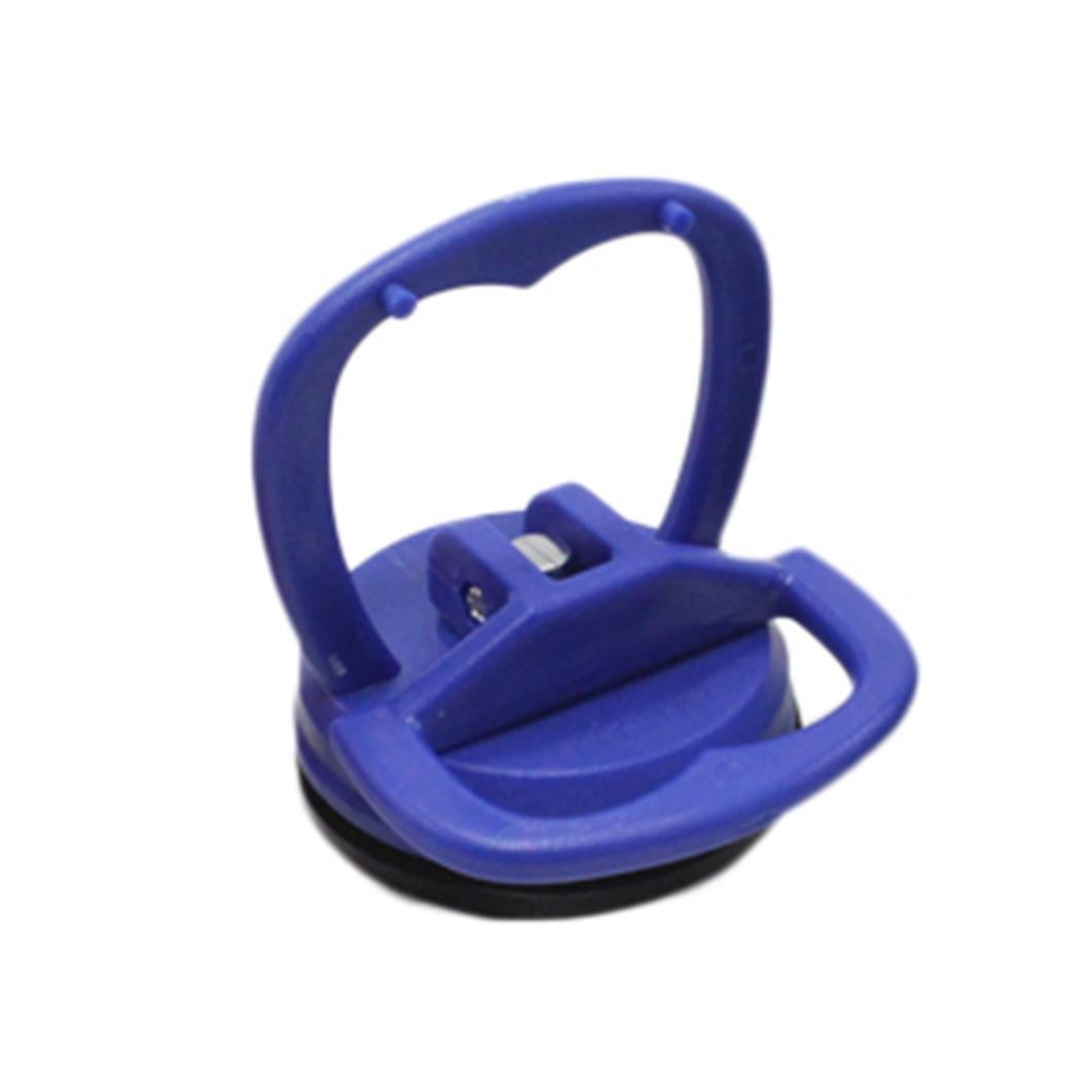 Car Dent Puller Suction Cup, Diadia Small Dents Remover Repair for Pulling Automotive Car Hail and Door Ding Damage Sucker Tool (Blue)