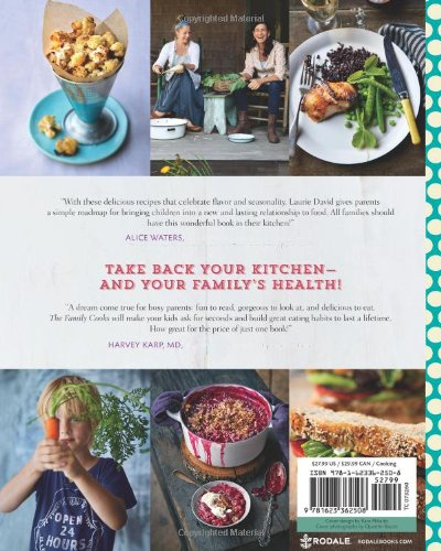 The family cooks 100 recipes to get your family craving food the family cooks 100 recipes to get your family craving food thats simple tasty and incredibly good for you laurie david kirstin uhrenholdt forumfinder Gallery