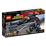 76047-1: Black Panther Pursuit