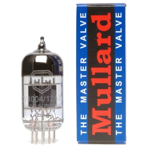 Mullard 12AX7 / CV4004 Tube (Amp Parts Tube)