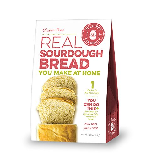 Gluten-Free Sourdough Starter by Cultures For Health