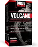Force Factor Volcano Con-Cret Reinforced Nitric Oxide Booster, 120 Count
