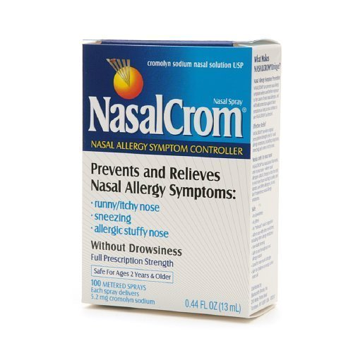 NasalCrom Nasal Allergy Symptom Controller Spray 0.44 fl (Allergy Symptom Controller Nasal Spray)