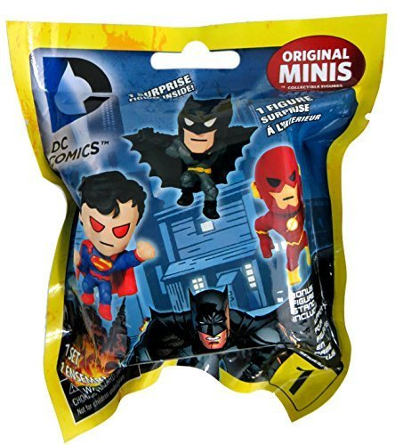 NWOT DC COMICS ORIGINALS SUPERMAN MINI BLIND BAG PVC FIGURE SERIES 1 BLIP 2015