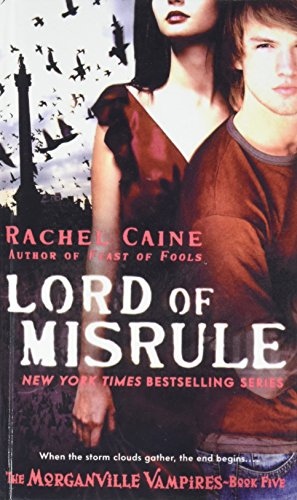 book cover of Lord of Misrule