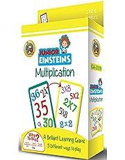 Junior Einsteins - Multiplication