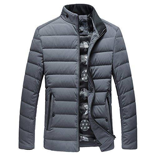 ZHUDJ Men'S Jacket _ Mens Jacket Winter Coat M /170