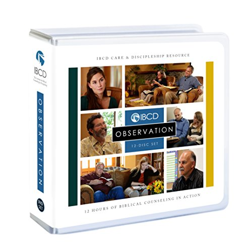 IBCD CDC Observation DVD Set by