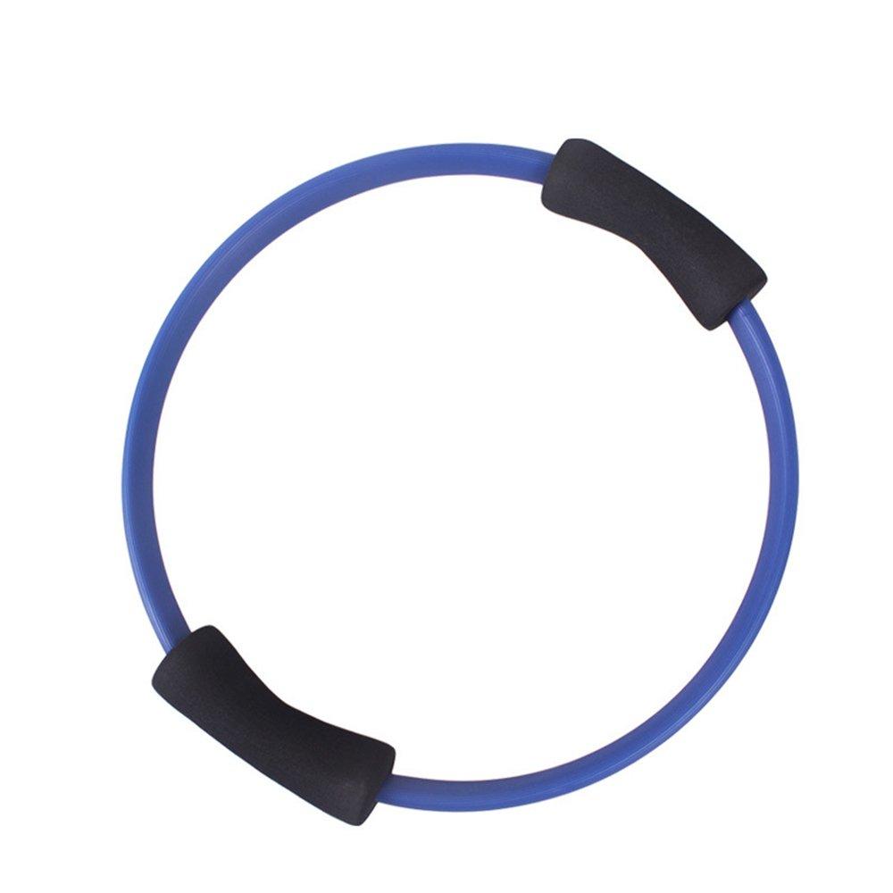 Sporealth Pilates Reformer Resistance Circle Exercise Ring Pilates Ring - Toning, Sculpting, Strength and Flexibility, Power Resistance Exercise Circle, Thigh Toner, Fitness Magic Circle