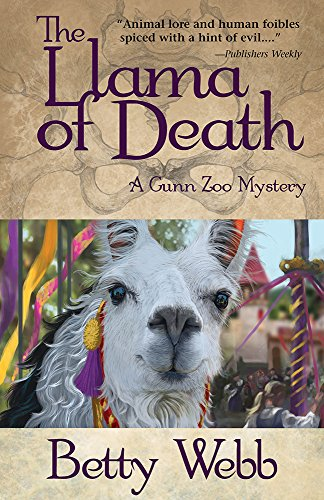 The Llama of Death (Gunn Zoo Series Book 3)