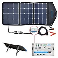 Solar Panels for RV, Portable Suitcase S...
