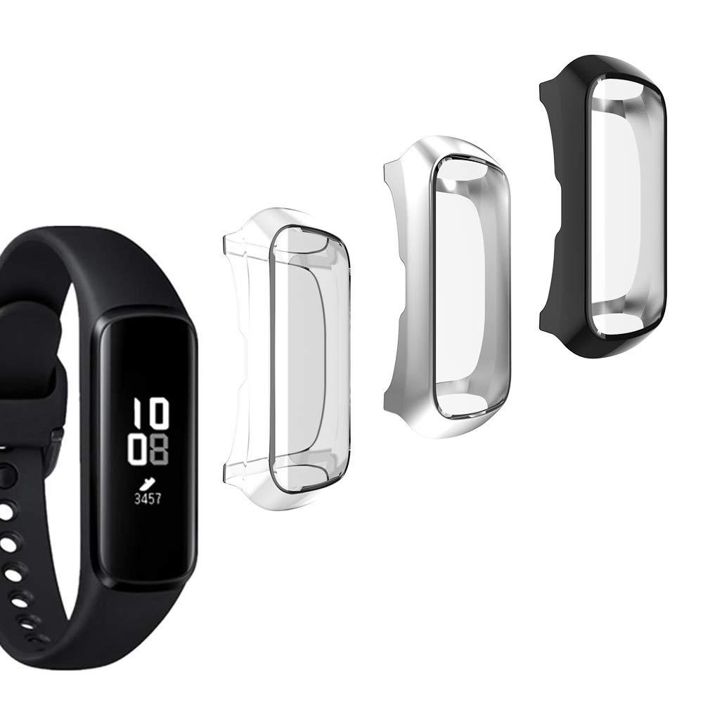 Protector De Reloj Samsung Galaxy Fit-e Sm-r375 (x3)