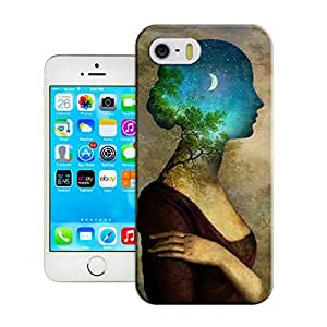 LarryToliver Protective Plastic Cover Shell for Customizable Innovation Skin Protector Case with iphone 5/5s