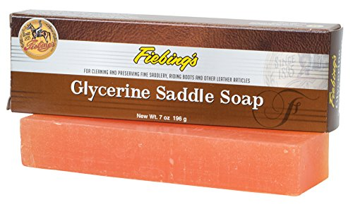 Fiebing's Glycerin Saddle Soap Bar, 7 ()