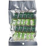 Mini Tabasco Green Jalapeno Pepper Sauce Bottles 1/8 Oz. - Pack of 10 Little Bottles