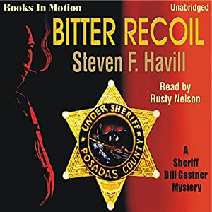 Bitter Recoil Audiobook