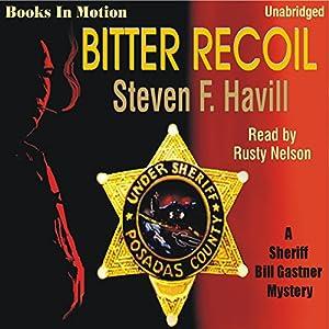 Bitter Recoil Hörbuch