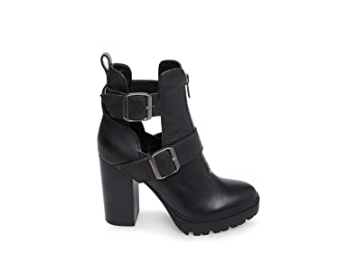 3f245fe4a9a Amazon.com | Steve Madden Women's Lavish Bootie Casual | Shoes