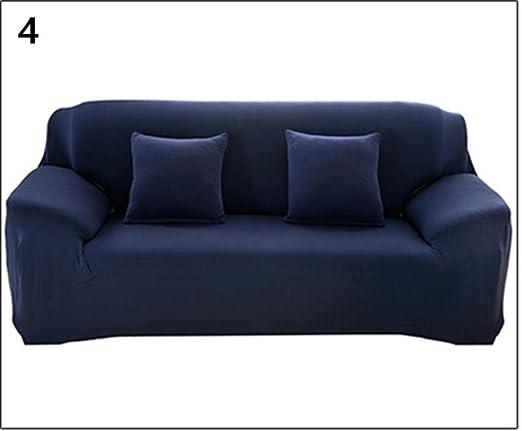 CCMOO l en Forma de sofá elástico sofá Fundas de sofá Fundas ...