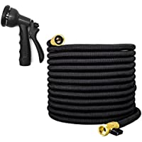 50ft Garden Hose - Expandable Water Hose With Double...