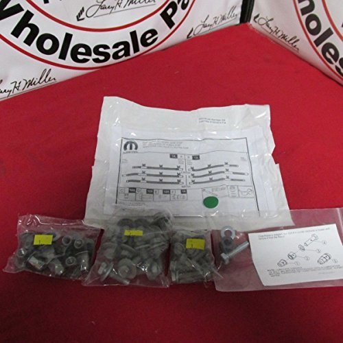 DODGE RAM 1500 2500 3500 4500 5500 sidestep hardware mounting kit NEW OEM ()