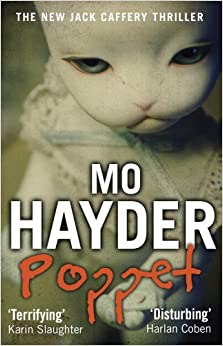 Book Poppet: Jack Caffery series 6