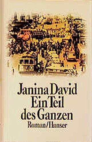 Ein Teil des Ganzen: Roman