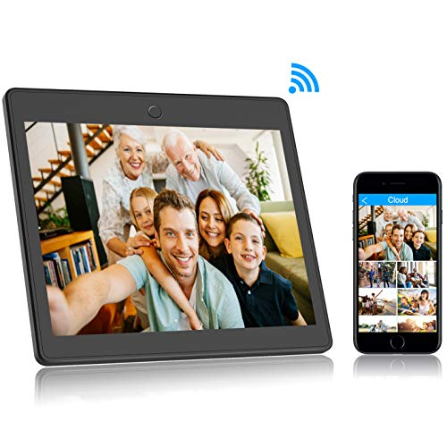 - Digital Picture Frame, MINGER Wi-Fi 10